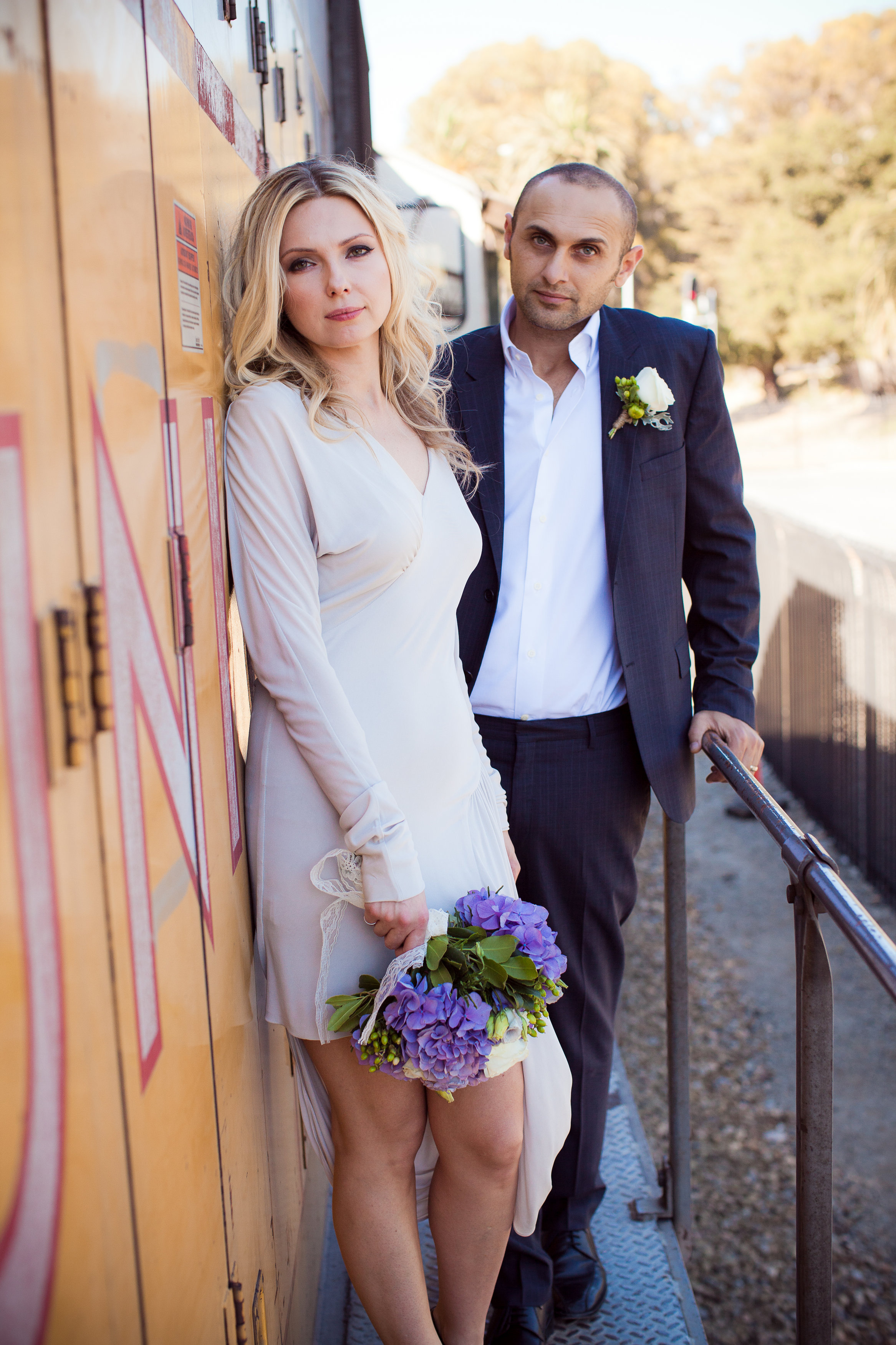 Train Station Elopement