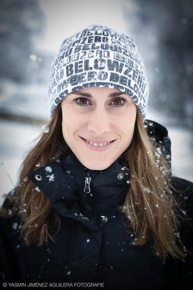Winterliches Portrait