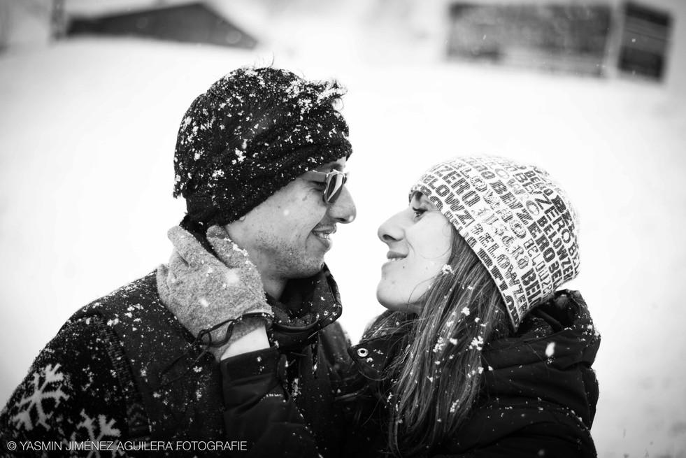 Outdoor Winterfotos