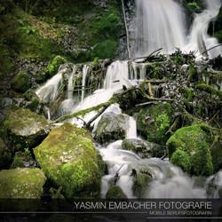 Naturfotografie Wasserfall_ Yasmin Embacher Fotografie