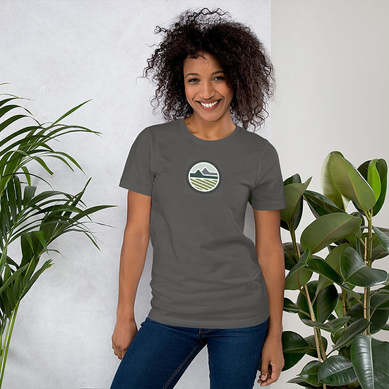 Unisex Cotton T-Shirt - Two Sided