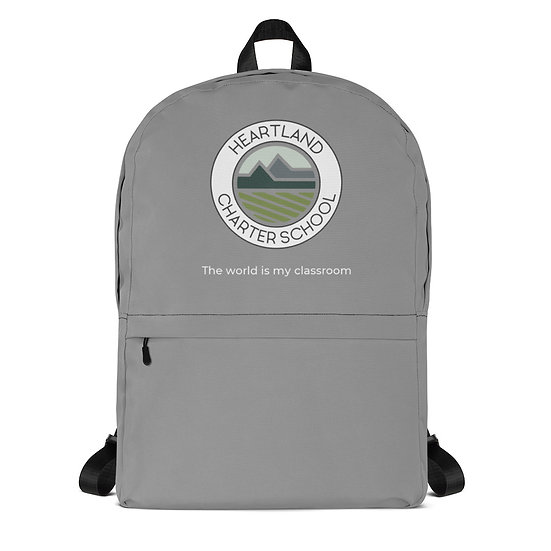 Backpack - Encouraging Grey