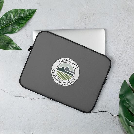 Laptop Sleeve - Charcoal Grey