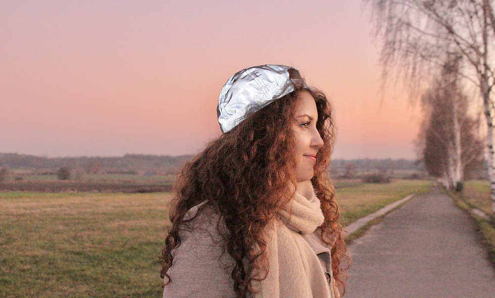 Silber Reflektor Docker Cap - hannisch