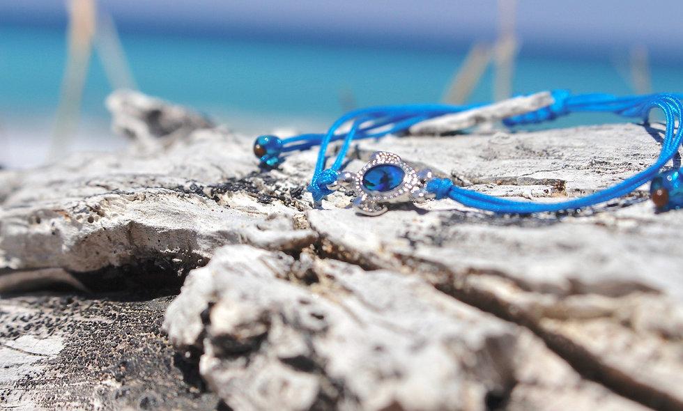 """Kordel """"Meeres Schildkröte"""" Armband/Fußkette"""