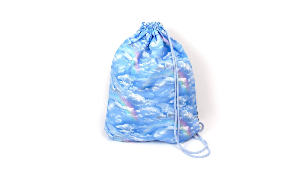 Wolken Rainbow Gym Bag - hannisch
