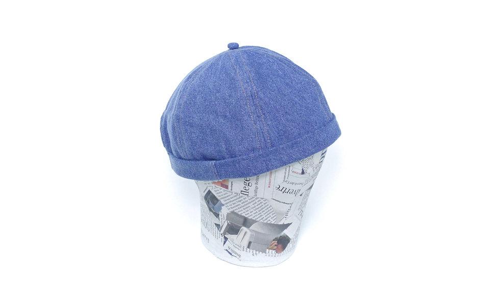 Blue Jeans Docker Cap - hannisch