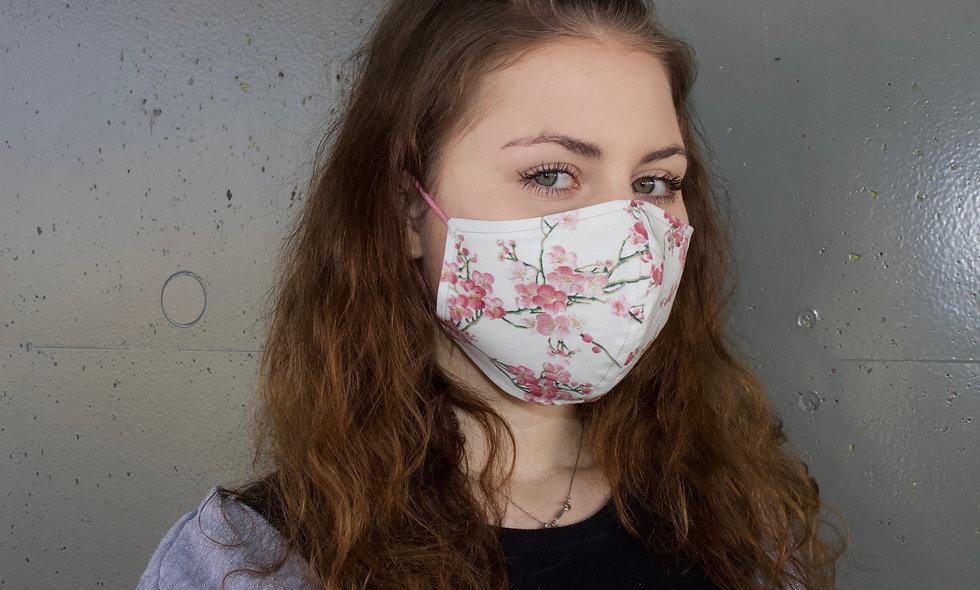 Kirschblüten Maske- hannisch