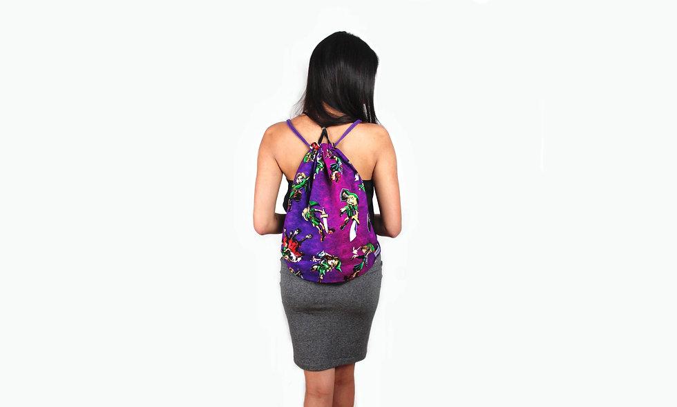 Zelda Batik Gym Bag - hannisch