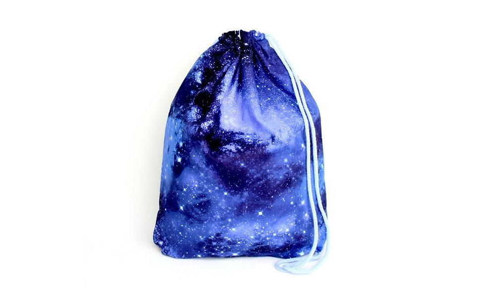 Galaxy Space Cosmic Gym Bag - hannisch