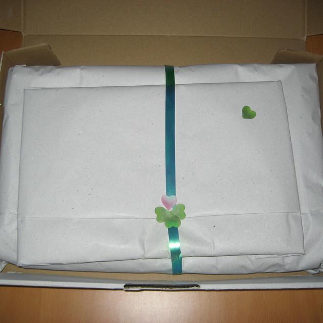 How it arrives ;)
