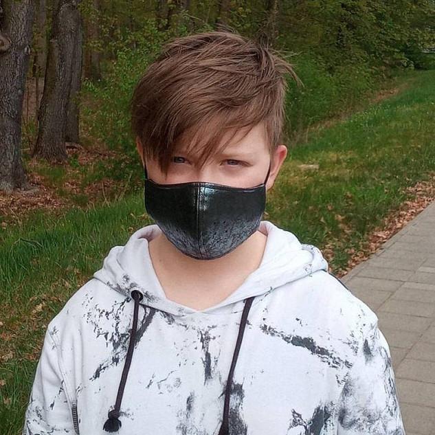 Holographic Öl Maske
