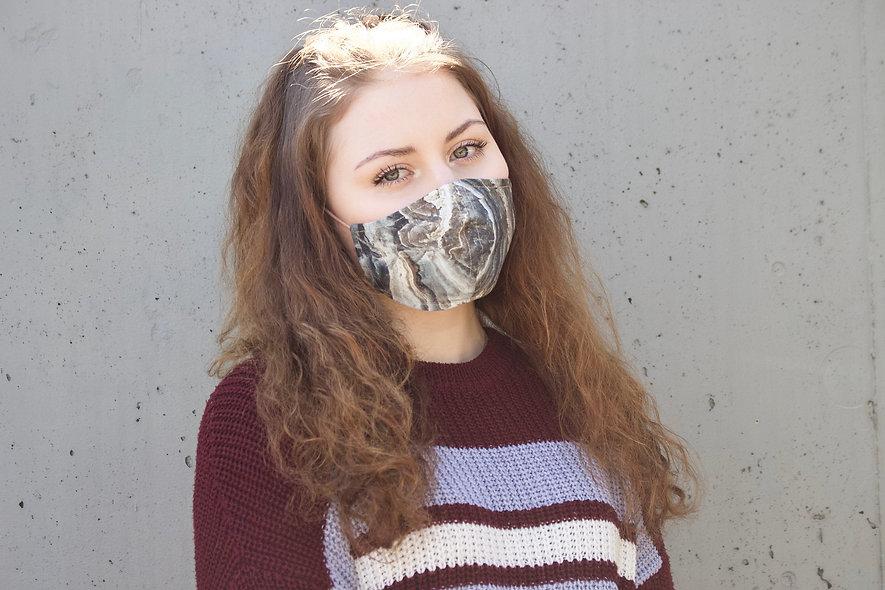 Granit Maske- hannisch