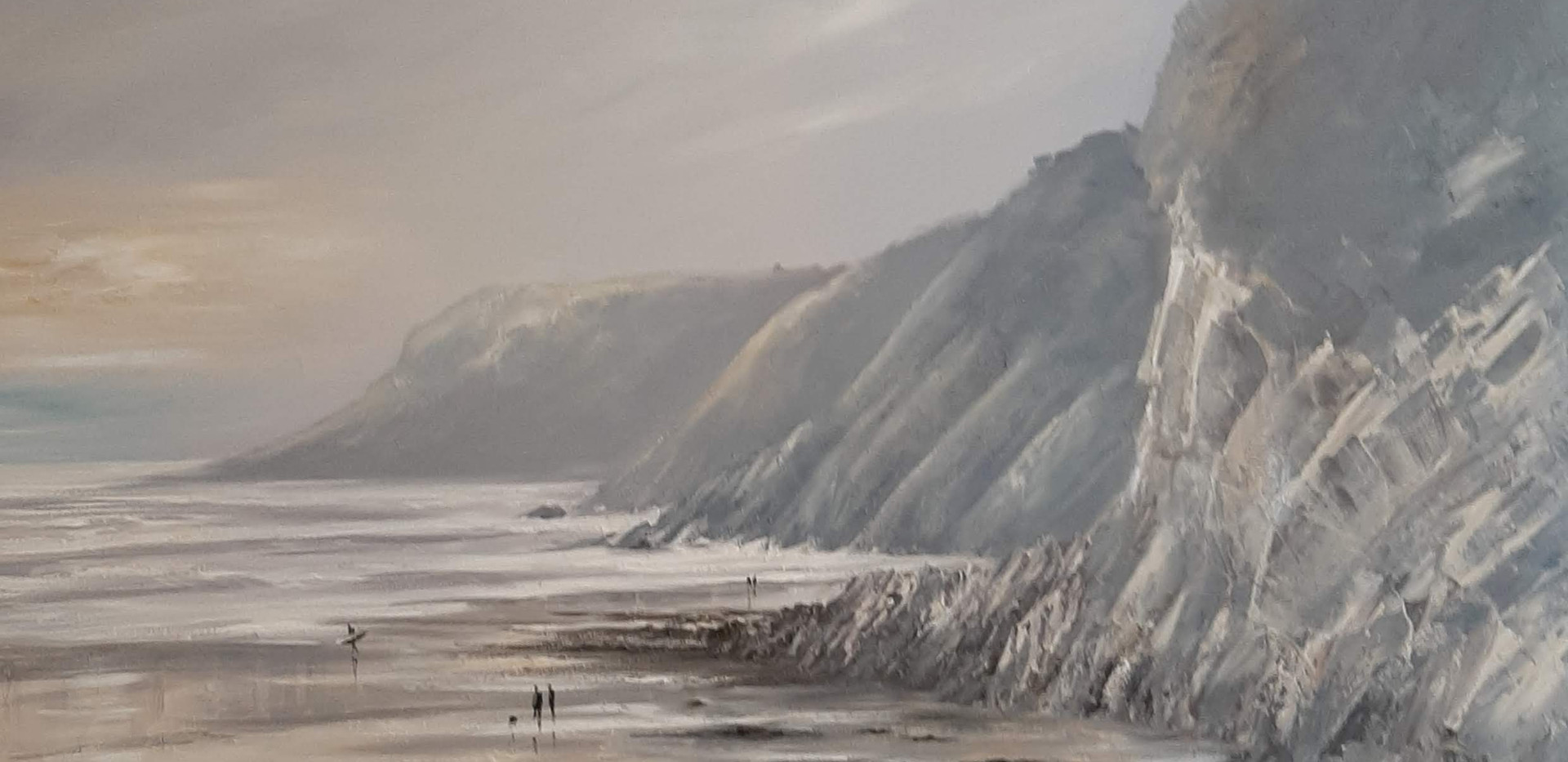 Caswell by Sue Davies