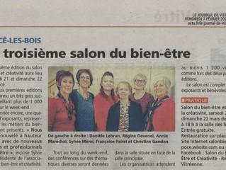 3ème édition du Salon du Bien-être et de la Créativité!