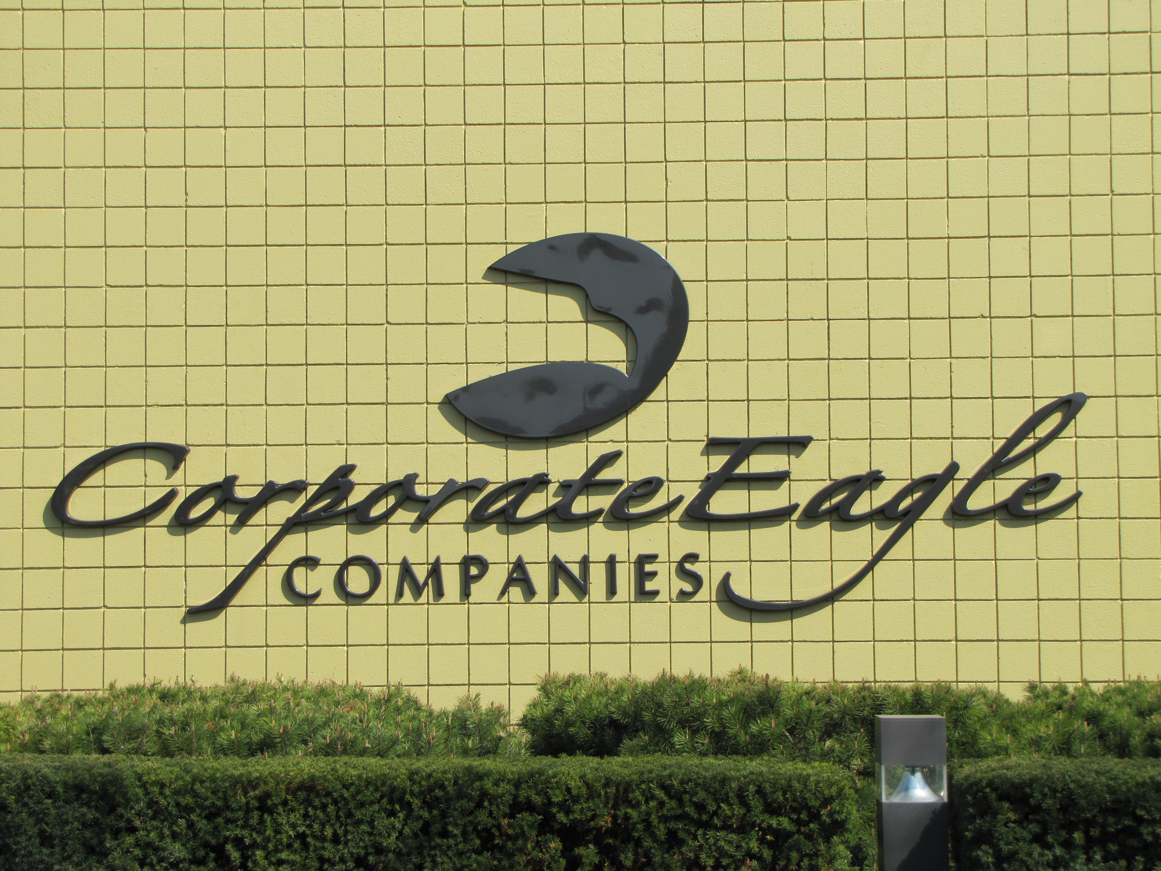 Corporate Eagle Gemini Letters