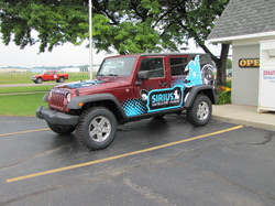 Jeep Wrap Sirius