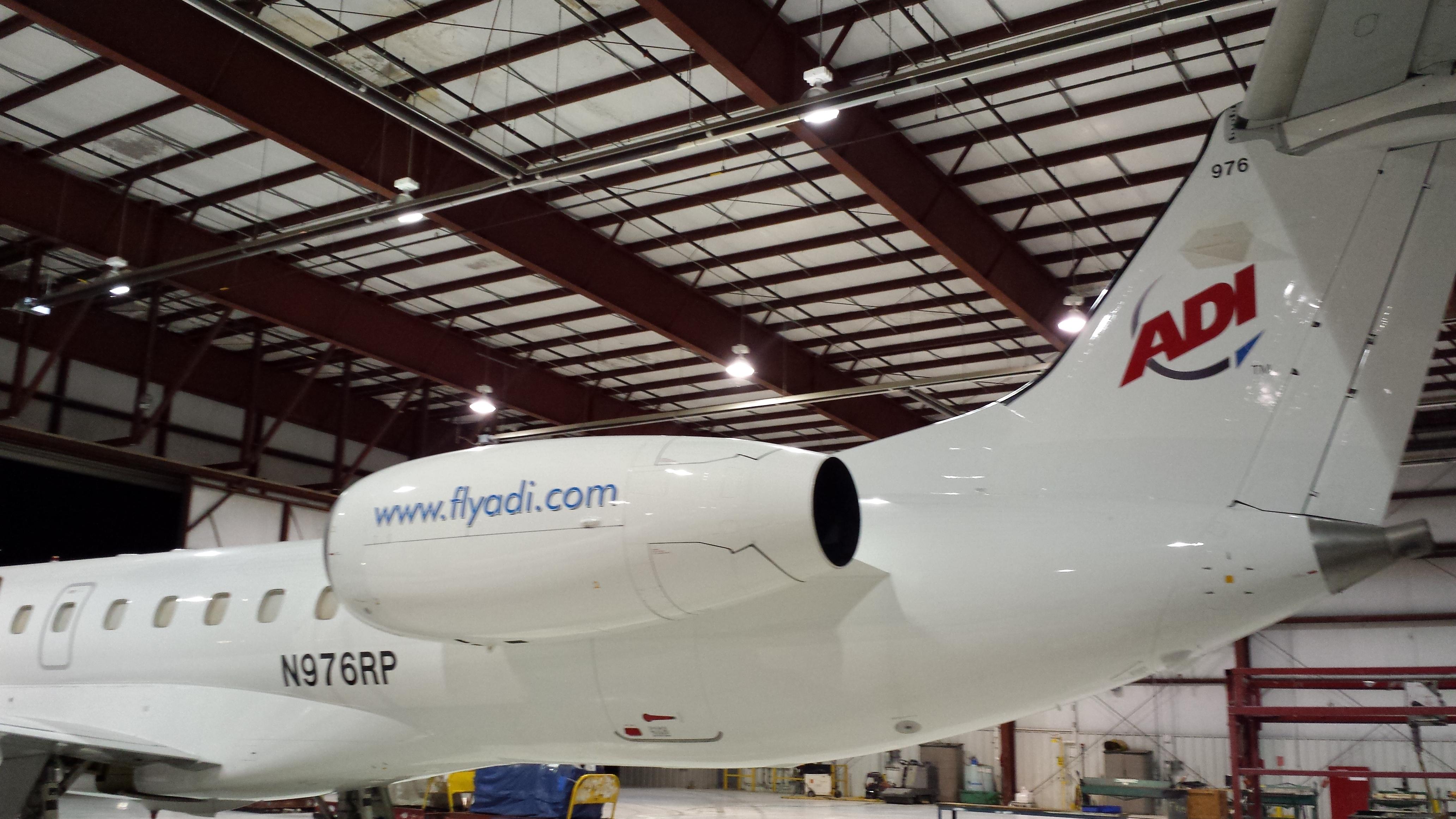 ADI Jet Installation