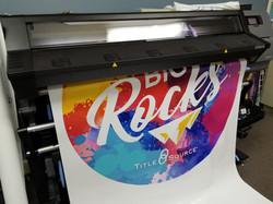 HP Latex Vinyl Print 3M