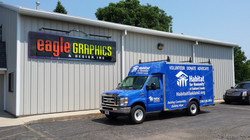 Habitat for Humanity Box truck Wrap