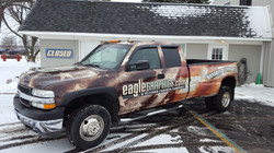 Eagle Graphics Dually Wrap