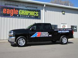 Truck Graphics A1 Indoor Comfort