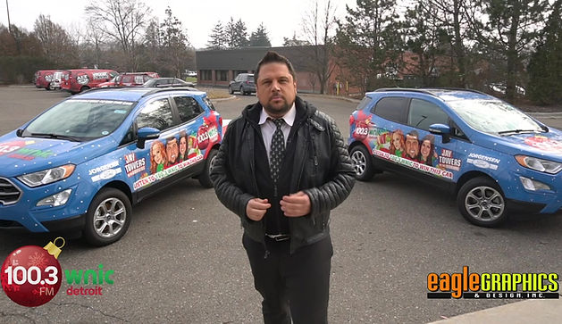 100.3 WNIC Jay Towers Commercial Advertisement