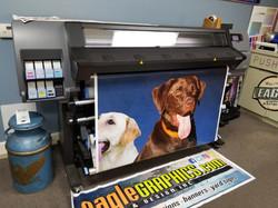 HP Latex Wrap Print