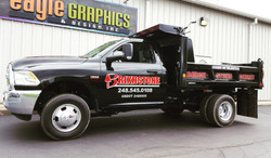 Truck Lettering Brixnstone