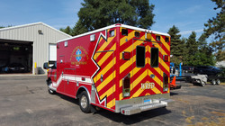 Ambulance Fire Truck Graphics