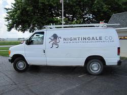 Van Graphics Nightingale Co