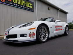 Pace Car Graphics