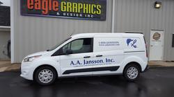 Van Graphics A.A. Jansson Inc.