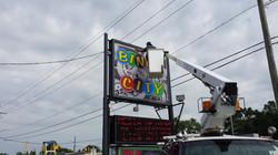 Direct Print Sign Faces Bingo City