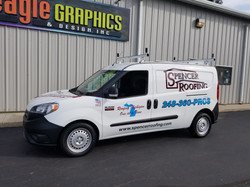 ProMaster Spot Wrap Spencer Roofing