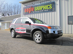 Partial Wrap Vue Eagle Graphics