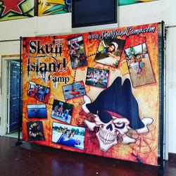 Tradeshow Display Sign shop banner