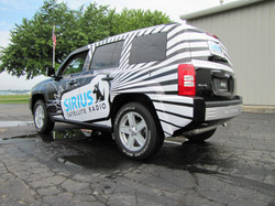 Jeep Sirius Wrap