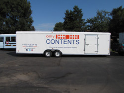 Trailer Spot Wrap Only Contents