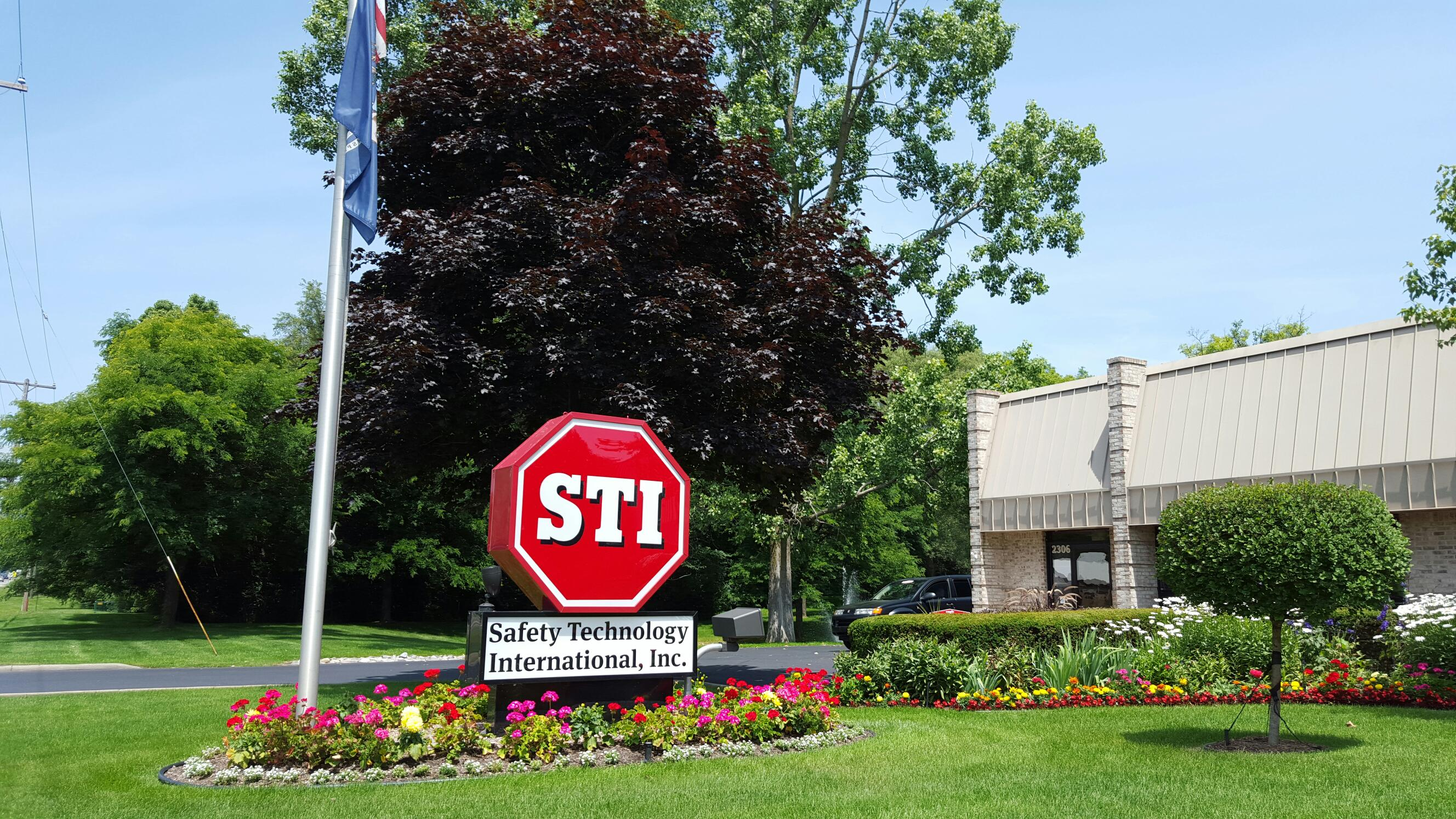 STI Monument Signs