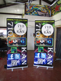 710Can Retractable Banner