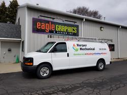 Vehicle Lettering Wraps Sign Shop