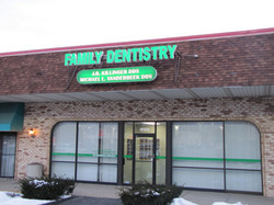 Family Dentistry Channel Letters