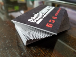 Kanvas Extra Thick Business Cards