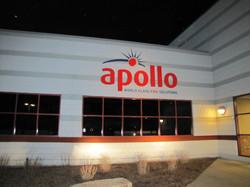 Apollo Gemini Letters