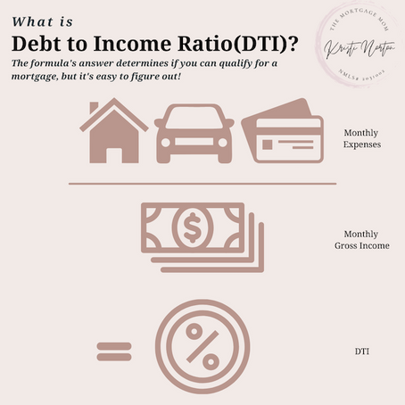 What is a Debt to Income Ratio (DTI)?