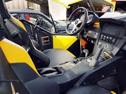 ATV Offroad Vehicle Interior Repair