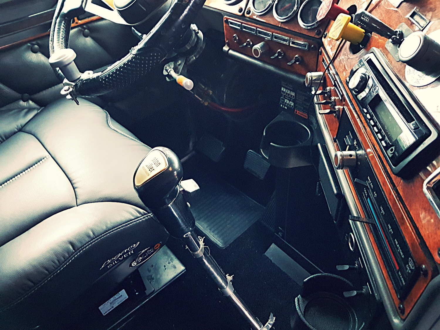 Leather Seat Upholstery Repair