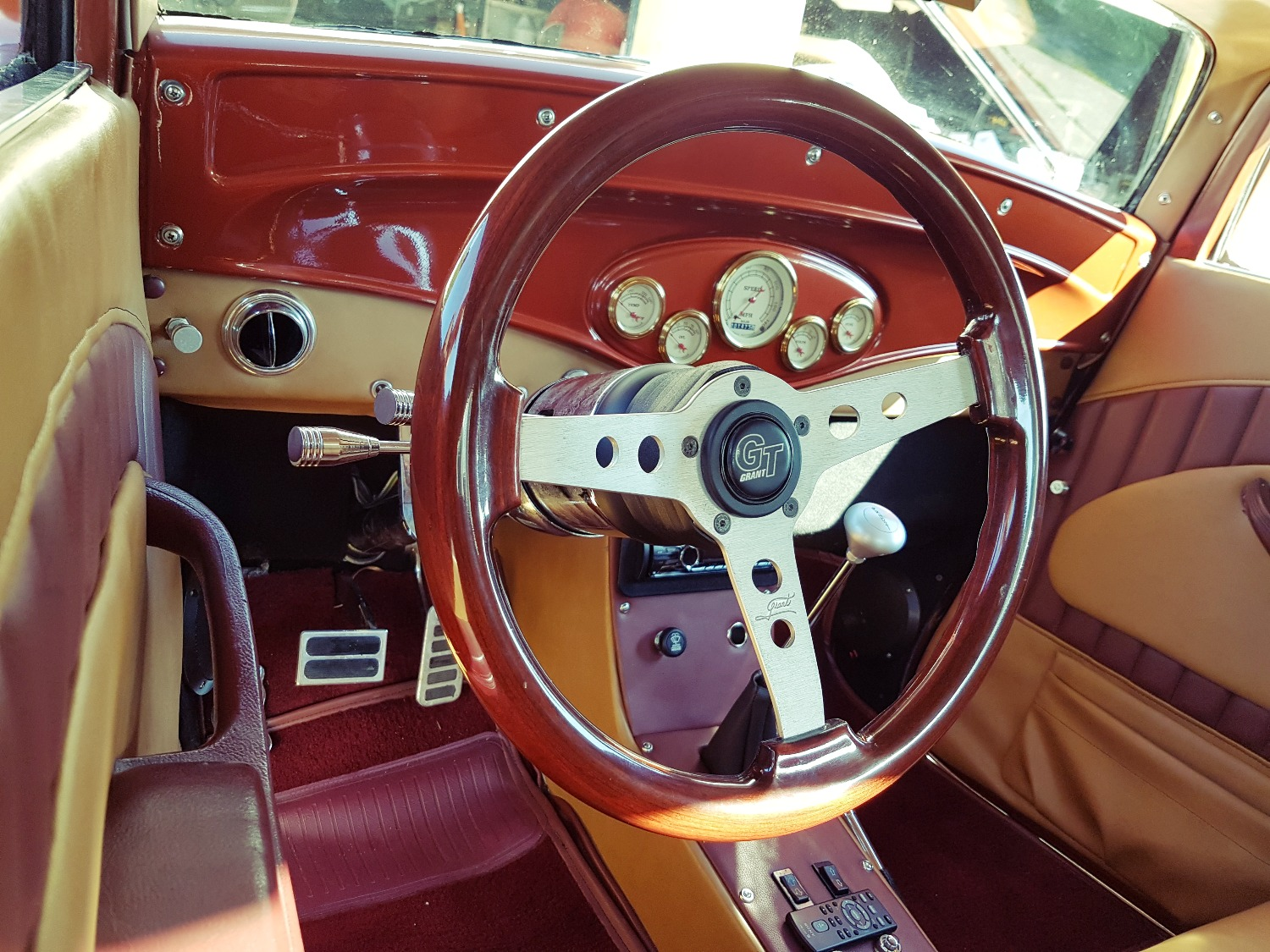 Custom Car Interior and restoration