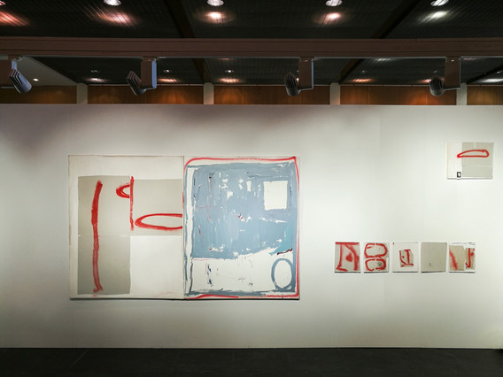 Feria de Arte Contemporáneo Marte, Castellón.